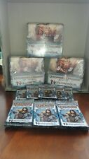 3 xd&d Neverwinter Booster Box + 15 Boosters