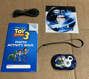 Toy Story 3 Digital Camera & Photo Activity Kit - Loose/Complete- Please Read