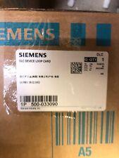 SIEMENS DLC FIRE ALARM INTELLIGENT DEVICE LOOP CARD NEW 500-033090 NEW