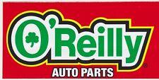 O'Reilly Auto Parts Sticker Auto Racing Decal Toolbox Nascar Nhra Hotrod