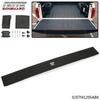 Tailgate Flexible Flex Step Pad Molding Trim w/ button for 2015-2019 Ford F150