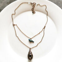 """22"""" New Bird Nest Pendant Necklace Best Gift Vintage Women Party Holiday Jewelry"""