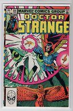 Doctor Strange Issue #59 Marvel Comics (June 1983) FN/VF