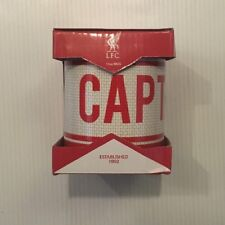 Liverpoool Fc Captain 11oz Boxed Mug Officially Licensed Product