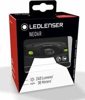 Ledlenser Running Stirnlampe NEO6R Laufsport Kopflampe Erwachsene NEU IN BOX