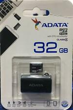 32 GB Micro SD SDHC Class 4 Memory Card With Free adapter