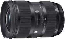 Objectifs standard Sigma pour appareil photo et caméscope, sur l'auto & manuelle