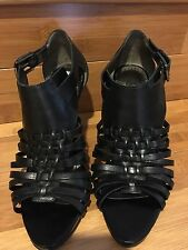 Circa Joan David High Heel Sandals. Size 8. Black. In Great Condition