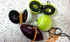 Lot Of 60 Ball-Shaped Binoculars For Kids Birthday Party Sport Favor