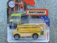 Camiones de automodelismo y aeromodelismo amarillos