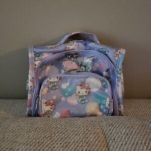 NWT Jujube Hello Kitty Kimono Mini BFF Toddler Mommy Bag Sanrio HK Crossbody