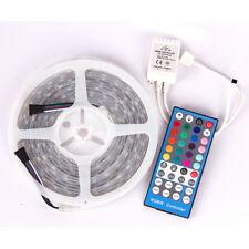 5M 300Leds RGBW IP67-Waterproof 5050 SMD LED Strip Light+40Keys 5-Pin Controller