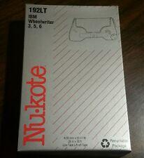 NuKote ~ 6.35mm x 23.17mm IBM Wheelwriter 3-5-6 Low Tack Life-off Tape ~ 192LT