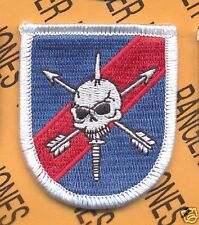 20th Special Forces Airborne beret flash patch #2-B CTT