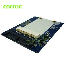 DIY 1.8 inch SATA HDD MSATA SDD to Micro SATA card mini pcie SSD to mini SATA