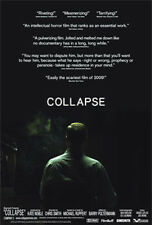 Collapse DVD - Documentary, World, Economy, Globalisation, Sustainability, Film