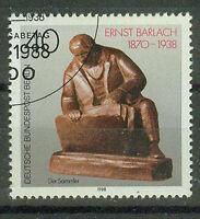 Berlin Briefmarken 1988 Ernst Barlach Mi.Nr.823