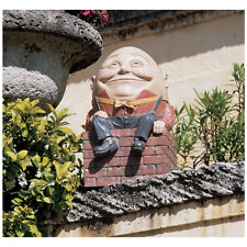 Humpty Dumpty Sculpture Fabled Nursery Rhyme Statue