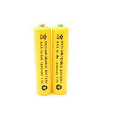 150 AAA Ni-MH 1.2V 1800mAh Rechargeable Battery Cell YL