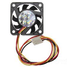 3 Pin 40mm Computer CPU Cooler Cooling Fan PC 4cm 40x40x10mm DC 12V New