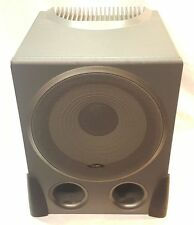 Cyber Acoustics CA Subwoofer Used Working
