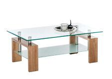 Culeo - Tavolino da soggiorno, in 2 diversi colori, ca. 100x46x60 cm