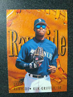1996 Fleer Ultra Rawhide Gold Medallion Edition Ken Griffey Jr #4 HOF