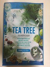 DEARPACKER 1SHEET REAL NATURE NO.002 TEA TREE FACE MASK PACK
