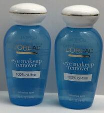 L'Oreal Paris Demo Expertise Eye Makeup Remover 4 oz 2pk