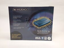 Sonica USB External Audio Card by M-Audio