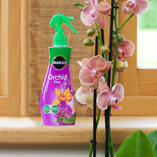 Orchid Mist Spray Miracle-Gro Plant Root Care Soul Accessories Fertiliser 236ml