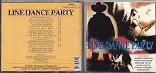 CD 19T LINE DANCE PARTY VAN TRESS/JERRY CHESNUT/RICHARDSON/M. BELLAMY .....1994