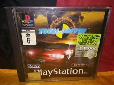 Total Drivin - Sony PS1 PAL - Includes Manual