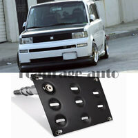 Front Bumper Tow Hook License Plate Bracket Holder For Toyota BB Scion xB 04-06