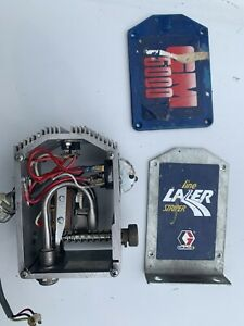 Graco Gm 5000 3500 Pressure Control Box Rebuild Services