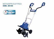 Motozappa con motore elettrico Hyundai SF7G601 - motore 1000 W 4 file di zappe