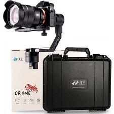 US Stock Zhiyun Crane V2 3 Axis Handheld Cam Gimbal for DSLR/Mirrorless Camera