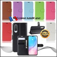 Coque Etui Housse Litchi Cuir PU Leather Case Xiaomi Mi 9 Pro, Mi A3 Mi CC9e CC9