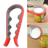 Multi Purpose Jar Rubber Opener Lid Bottle Cap Grip Twister Remover Kitchen Tool