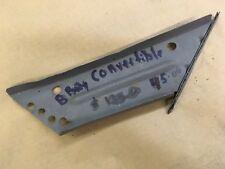 1968 70 GTX ROAD RUNNER CORONET REAR TRUNK LID BRACKETS RETAINER CONVERTIBLE LH