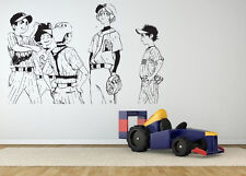 Wall Decor Art Vinyl Sticker Mural Decal Baseball Game Anime Poster Player SA432