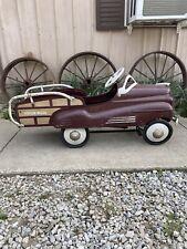 1948 Murray Pedal Car Station Wagon.