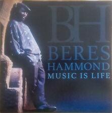 1 x 12'' Beres Hammond - Music Is Life (VP)