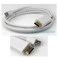 6FT MINI DISPLAYPORT/THUNDERBOLT TO HDMI ADAPTER CABLE MACBOOK AIR PRO MAC IMAC
