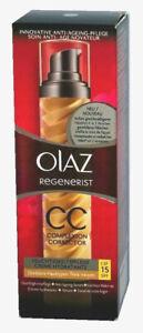 OLAZ Regenerist CC Creme LSF15 Anti-Age 50ml für dunklere Hauttypen