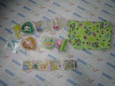 Anime Wagamama Fairy Mirumo de Pon Lunch Time Collection Gashapon Set of 6 TOMY