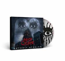 Alice Cooper Detroit Stories CD Album 2021