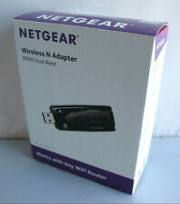Netgear N600 Wireless Dual Band USB Adapter WNDA3100-100NAS
