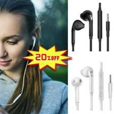 Noise Isolating Handsfree Headphones Earphones Earbud With Mic New