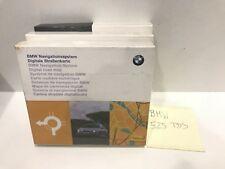 BMW 525 TDS Navigation CD numérique carte routière au, I, CH, FR, BENELUX 1998-1